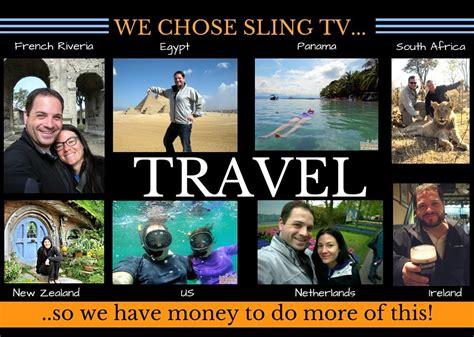 sling tv   television    month