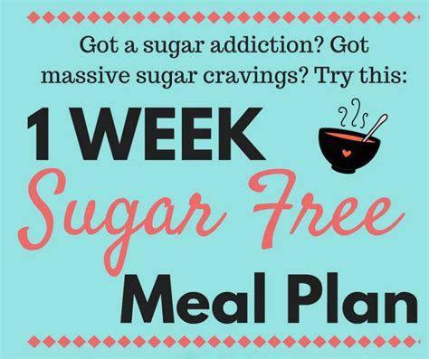 Sugar Detox In A Week by The Sugar Free Diet Plan Lose Up To 10lbs In 4 Weeks