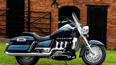 Legacy Mba Reddit by Triumph Launches The New 2008 Rocket Iii Touring Autoblog