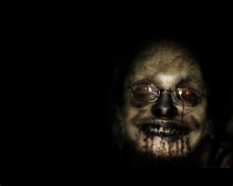 Scariest Faces by Scary Of Scary Wallpaper Hd Scary Wallpapers