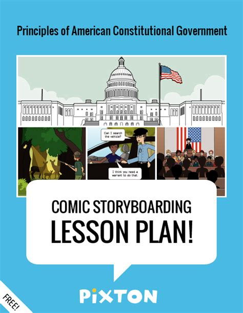 lesson plan principles of american constitutional government
