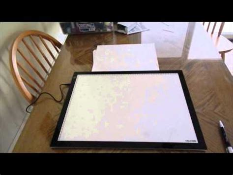 tattoo goo review youtube felicia huion a3 light pad review large work surface