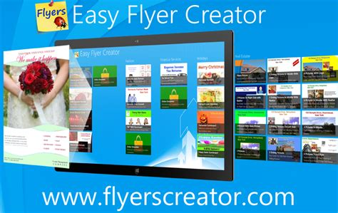 most advanced easy publishing app easy flyer creator is