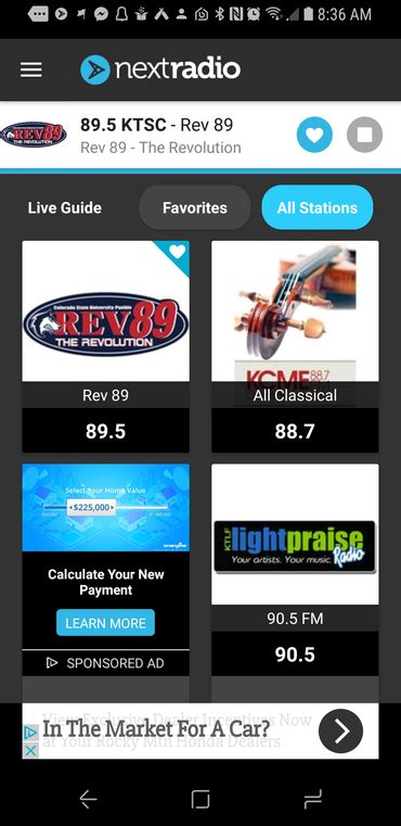 fm radio tuner for android unlock the secret fm tuner in your android phone cnet