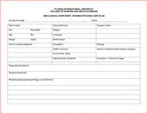 Free Care Plan Template by Free Nursing Care Plan Templates 2016 Resume Business