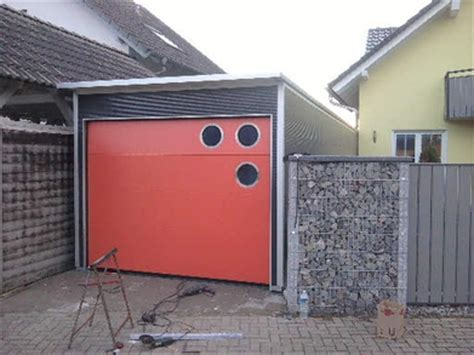 garage sandwichplatten garagen