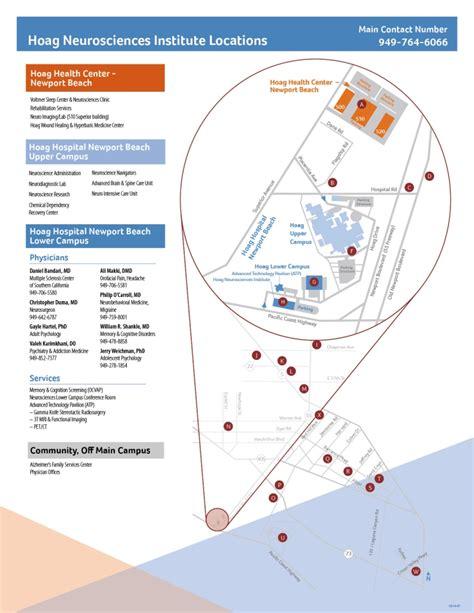 Hoag Hospital Detox Phone Number neurosciences institute locations hoag hospital orange
