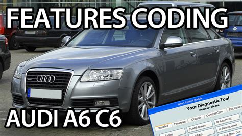 Vcds Audi by Interesting Vcds Coding Audi A6 C6 2004 2011 Mr Fix Info