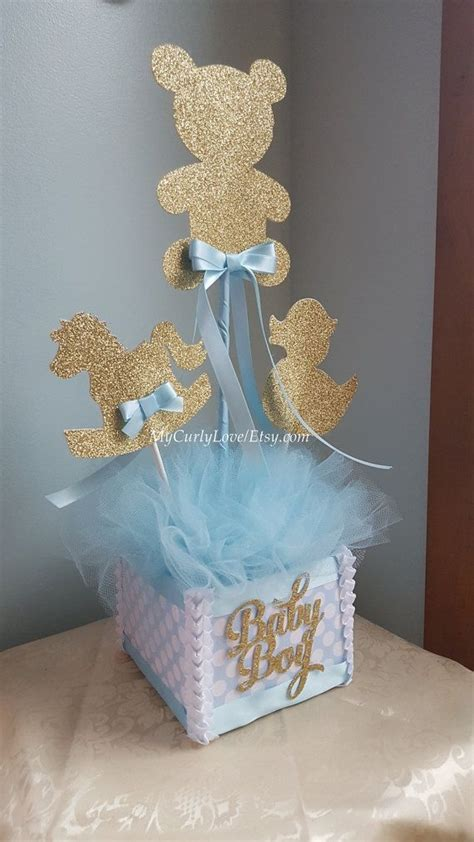 Boy Baby Shower Centerpieces For Tables by Best 25 Baby Shower Centerpieces Boy Ideas On