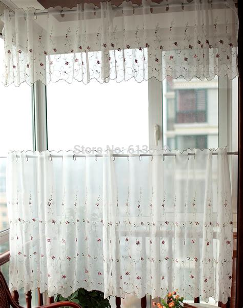 Half Window Curtains Half Window Curtains Ideas Homesfeed
