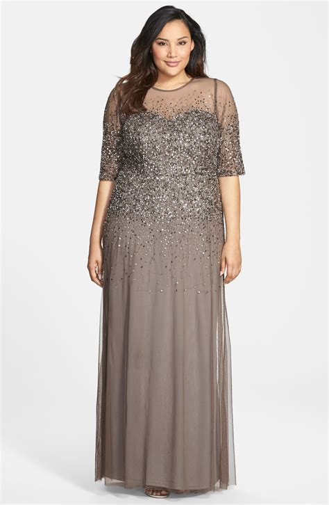 chagne color plus size dresses a guide to of the plus size dresses carey