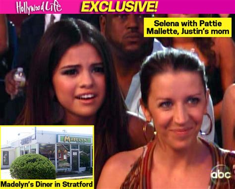 justin bieber biography about his family selena gomez bonds with justin bieber s family over