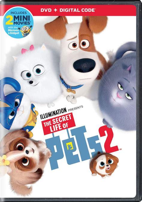 secret life  pets  dvd release date august