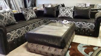 mod 232 les de salon marocain gris design moderne deco salon