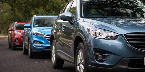 Comparison Between Kia Sportage And Hyundai Tucson Medium Suv Comparison Hyundai Tucson Active X V Kia