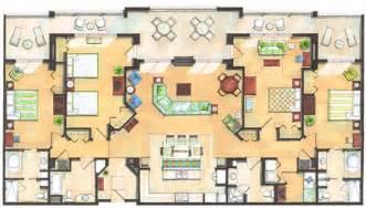 Summer Bay Resort Orlando Floor Plan 3 Bedroom Villa Orange Lake Resort Orange Lake Resort