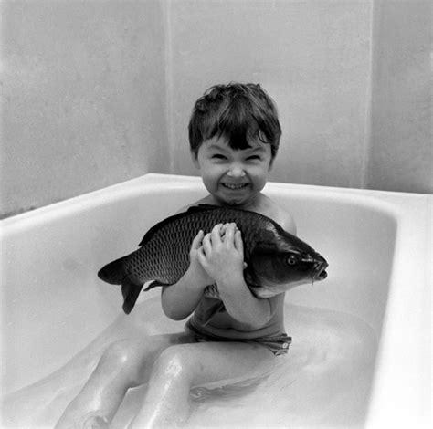 fish in the bathtub tis the season to bludgeon carp artěl glass