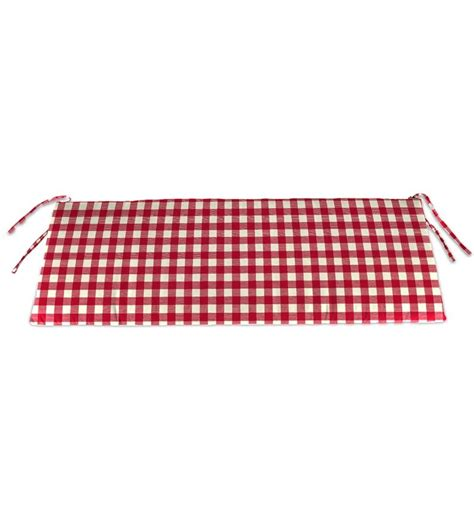 41 inch bench cushion weather resistant outdoor cushion for swing bench 41 quot x