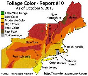 Fall Foliage Map New England by Ideas For New England Foliage Drives But Be Careful Of