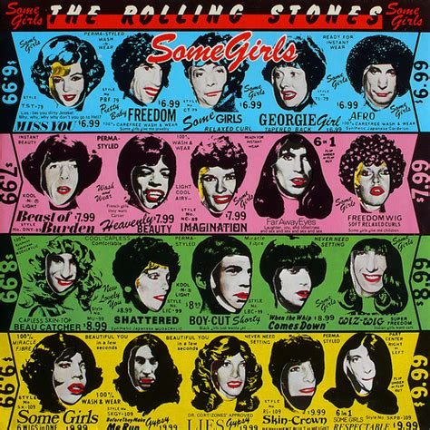 tv book club top of the rock chapters 10 12 this was the rolling stones to reissue some girls consequence of