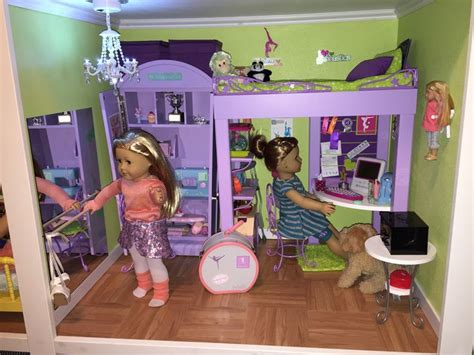 How To Make An Ag Doll Room by Update Mckenna Isabelle Room Middle Right Ag Doll