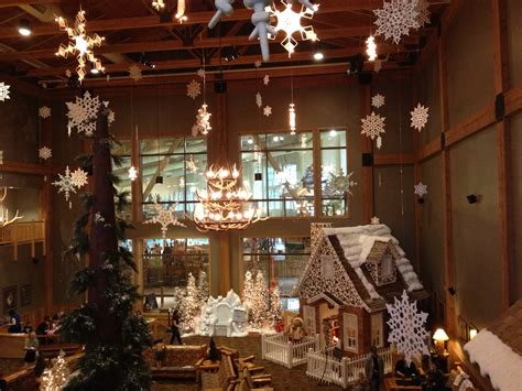 inside christmas decorations win a two night stay at great wolf lodge in our family