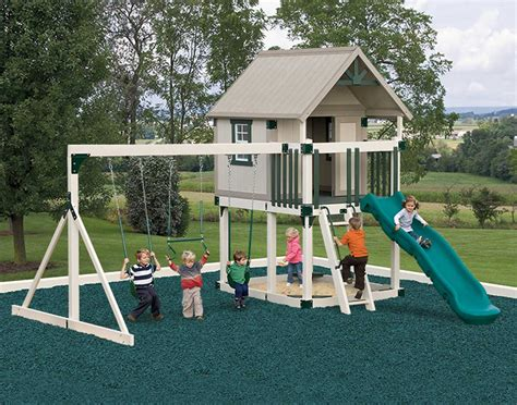 playhouse and swing the need for kid s outdoor play spaces fifthroom living
