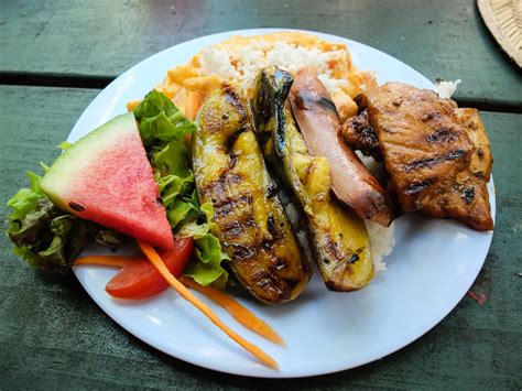 cuisine island cook islands food and restaurants