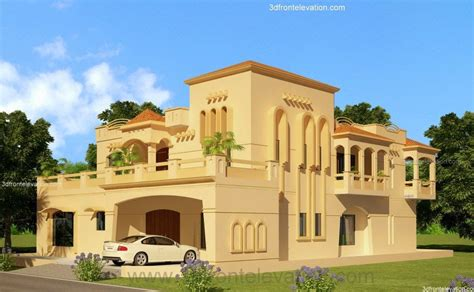 classical house design 3d front elevation lahore 2 kanal house design lahore