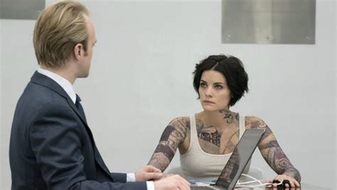tattoo woman new tv show blindspot series premiere review not a great body of work