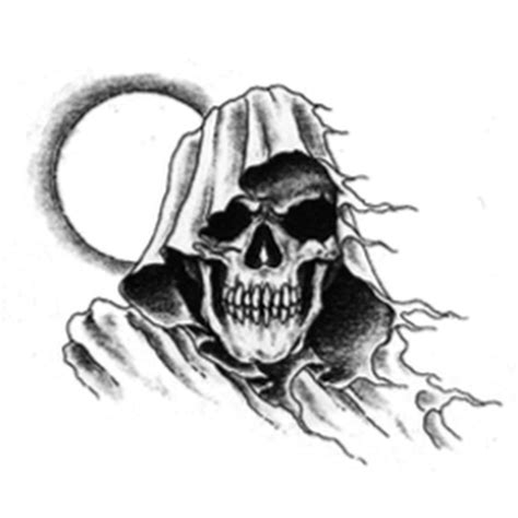 shoulder tattoo png 11 reaper tattoo designs and sles