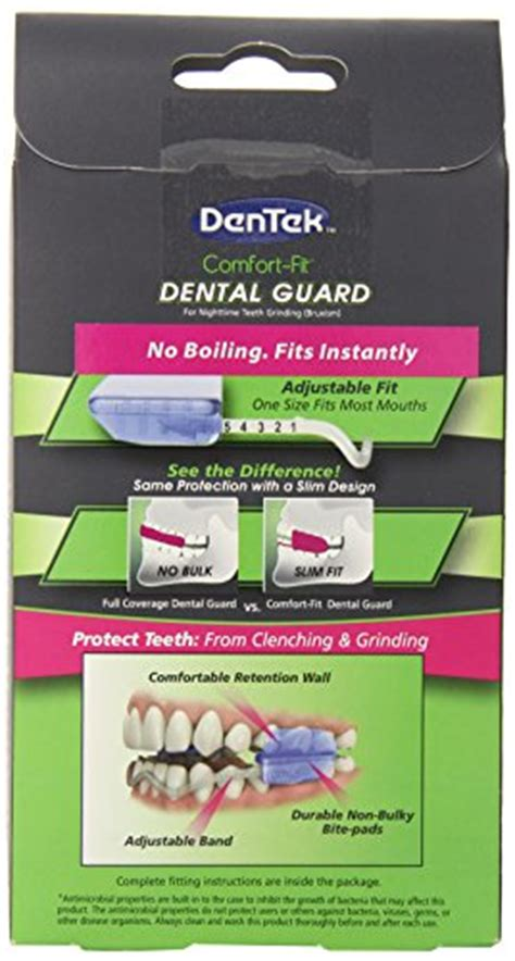 dentek comfort fit nightguard dentek comfort fit dental guard kit