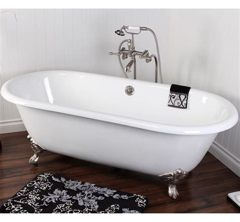 66 inch cast iron bathtub 66 inch cast iron bathtub 28 images white cast iron ended 66 inch clawfoot bathtub