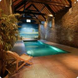 awesome indoor pools exotic swiming pools inside the house with beach wallpaper interior design ideas