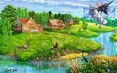 imagenes animales y naturaleza paysage