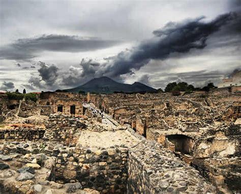 pompeya historia y pompeya y la erupci 243 n del vesubio