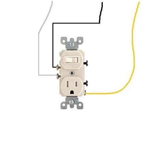light switch and outlet combo 3 best images of switch outlet combo wiring diagram