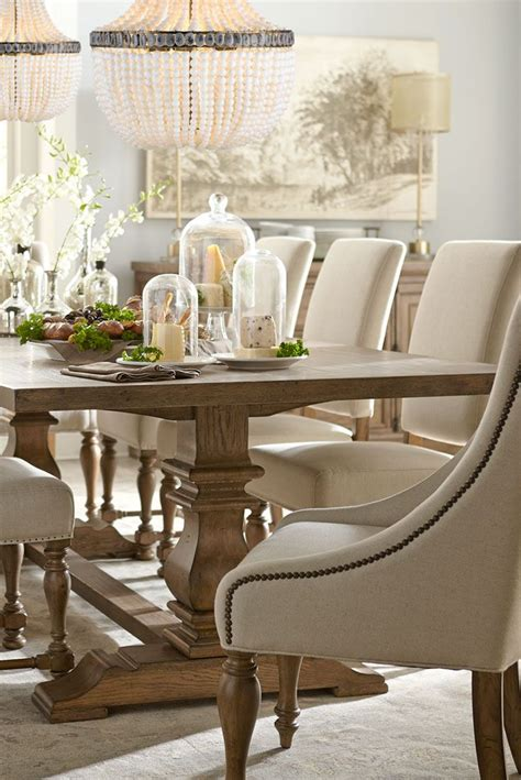 elegant round dining rustic meets elegant in our avondale dining collection