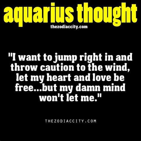 aquarius thought just me pinterest