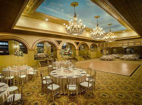 hotel wedding packages nj atlantic city nj wedding venues the claridge hotel