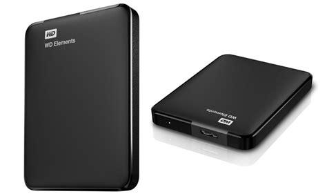 External Disk Drive Western Digital Elements 1 Tb 1tb usb 3 0 external drive groupon goods