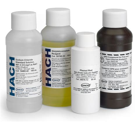 Chloride Standard Solution 1198970500 delagua product 11657 hach sodium chloride standard solution 1000 181 s cm 50ml