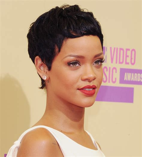 Short Haircut Trends from Celebrities for Black Women