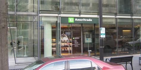 Td Ameritrade Offices by Washington Dc Investment Office Td Ameritrade