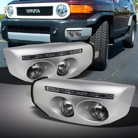 Fj Cruiser Fog Lights by Ebay Fj Cruiser Led Fog Light Front Bumper Wing Toyota
