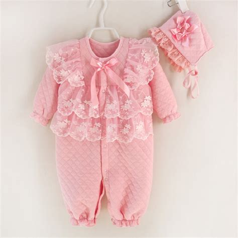Baju Piyama Baby Alive newborn baby rompers high quality brand thicken