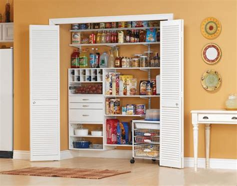 Closet To Pantry by Several Tips For A Home How To Build A House