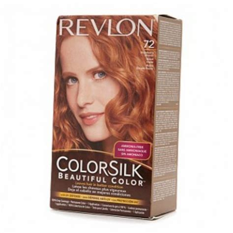 brands of srawberry blonde color shadeshair revlon colorsilk hair color dye strawberry blonde 72