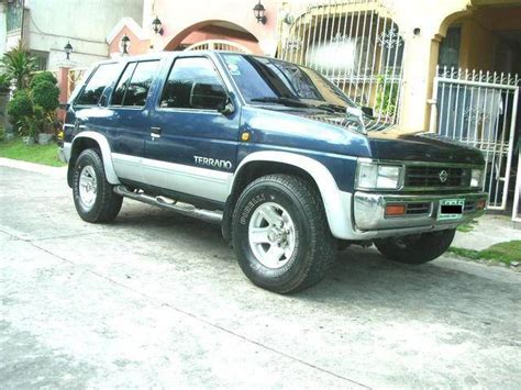 nissan terrano 1996 nissan terrano 1996 reviews prices ratings with
