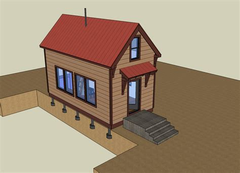 12x24 tiny house plans house plan preview 12 215 24 cabin